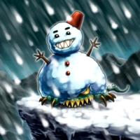 Snowman Eater